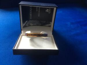 Magnifique bracelet plaqué or