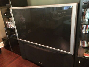 Hitachi 57in Rear Projection 16x9 HDTV