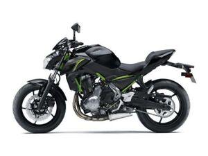 2018 Kawasaki Z650 ABS / 26$/sem