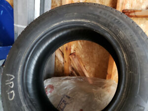 4 ALMOST NEW SUMMER TIRES 245 / 60R 18