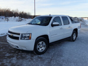 2009 Chevrolet Avalanche LT 4x4 Leather