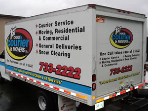 """Moving/ Delivery Services  """"Check out our new special"""""""