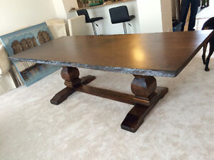 Live edge rustic tables barn doors harvest ,armoires mirror Cambridge Kitchener Area image 9