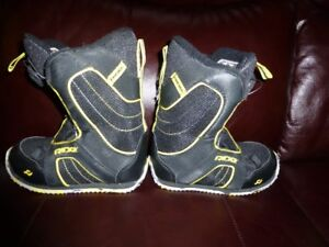 """Toddler """"RIDE"""" Snowboard Boots"""