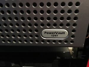 Dell PowerVault 124T LTO-3 tape drive