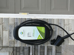 Electric Car Charging Installation