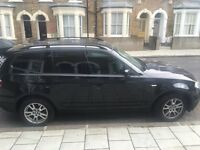 BMW X3 2.5 SE FULLY LOADED ( REDUCED FOR QUICK SALE DUE TO JOB ABROAD)