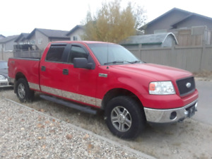 2006 Ford F-150 SuperCrew 4x4 - Reduced Price!