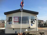 Static Caravan New Romney Kent 3 Bedrooms 8 Berth ABI Oakley 2016 Marlie