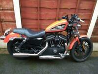 HARLEY DAVIDSON 883R SPORTSTER BOBBER £5395 OFFERS PX CLASSIC TRIALS TRAILS