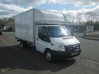 Ford Transit 2.2TDCi ( 125PS ) ( EU5 ) ( RWD ) 350EF DRW LUTON