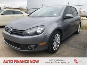 2012 Volkswagen Golf 5dr HB DSG TDI CHEAP LOADED LEATHER CALL