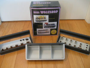 COMPACT THREE-PIECE FITTED RACK SET for YOUR HOME or WORKSHOP
