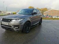2016 Land Rover Range Rover Sport Diesel Automatic