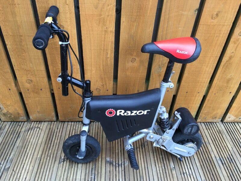 Razor Electric Punk Mini Bike In Bishopbriggs Glasgow Gumtree