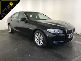 2013 BMW 520D SE AUTOMATIC DIESEL 181 BHP 1 OWNER SERVICE HISTORY FINANCE PX
