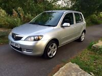 MAZDA 2 CAPELLA 1.4 - FSH & NEW MOT - ONLY 2 OWNERS