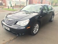 Chrysler Sebring 2.0 Limited 4dr Great Spec *Low Mileage*
