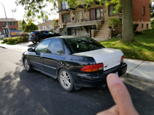 1999 Subaru Impreza (not available yet)