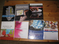Current Buisness/Accounting Books for sale
