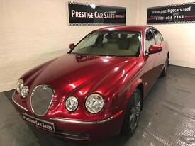 Jaguar S-TYPE 2.5 V6 auto SE PLUS,Full History,Low Mileage