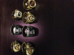 Stanley Cup NHL Rings
