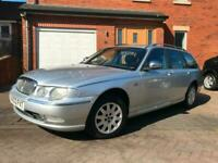 2003 Rover 75 2.0 CDT Connoisseur SE 5dr ESTATE Diesel Manual
