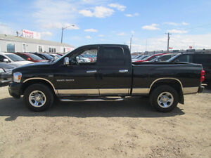 2007 Dodge Power Ram 1500 SLT SPORTS TYPE 4 X 4 Pickup Truck