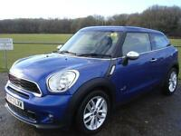 MINI Paceman 2.0 COOPER SD ALL4 4WD