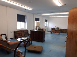 Unit D248 - Larger Classroom Style Office/Work Space