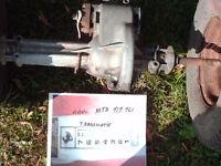 Differentiel Transmatic pour tracteur