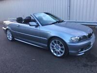 2005 55 BMW 3 SERIES 3.0 330CD SPORT 2DR DIESEL