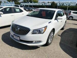 2016 Buick LaCrosse Leather  - Certified