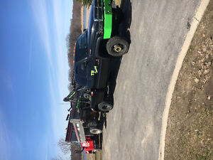 Need a tow in Gananoque call TR Towing