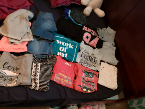 Girls size 10 Spring & Summer Clothes