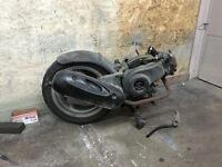 Moteur-Roue Complet Piaggio Fly 150