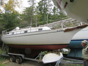 1979 Bayfield 29 Cutter
