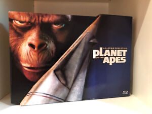 Planet of the Apes 40th anniversary - Blu-ray collection