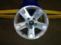"17"" Ford Alum Wheels"