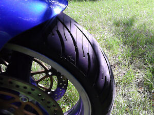 Motorcycle Kawasaki Ninga zx9r Blu/Purp Metalic for Sale Peterborough Peterborough Area image 7