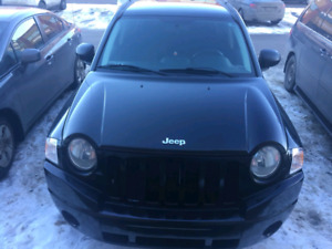 2009 Jeep Compass 4X4 with only 150000kms