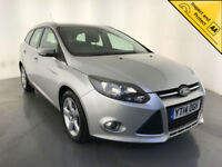 2014 FORD FOCUS ZETEC NAV ECONETIC TDCI DIESEL 1 OWNER SERVICE HISTORY FINANCE