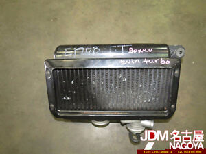 JDM 98-04 Subaru Legacy GT Twin Turbo Top mount Intercooler TMIC