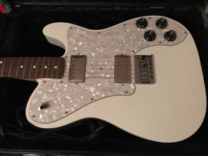 FENDER LIMITED EDITION ARCTIC WHITE TELECASTER
