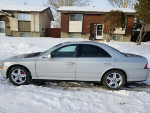 2002 LINCOLN LS LUXURY SPORT SEDAN