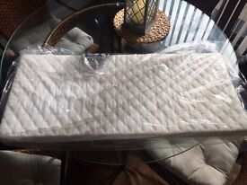 Crib mattress brand new***