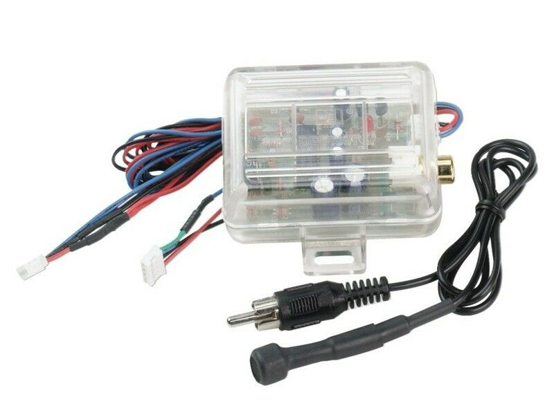 Directed Audio Glass Break Sensor