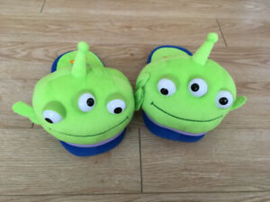 NEW!!! Cozy indoor slippers/ shoes (Toy Story- Free Size)