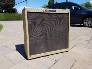 Peavy Classic 50 Tweed, Foot Switch inclus