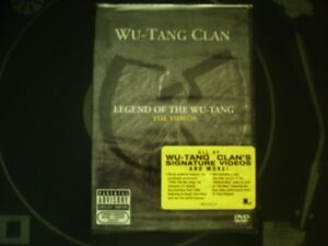 ZZ TOP, QUEEN, ROGER WATERS, DEF LEP, WU-TANG CLAN DVDs